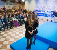 Se acercan los II Premios Nacionales de los Deportes de Nieve