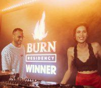 Anabel Sigel es la ganadora del Burn Residency 2018