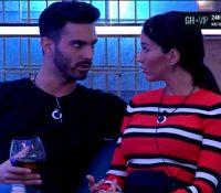 Aurah y Suso al borde de la ruptura en Gran Hermano VIP