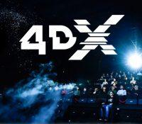 CINE 4DX ¿EL FUTURO DEL CINE?