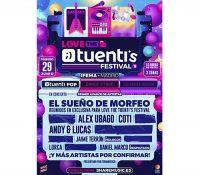 ¡Love the Tuenti's Festival anuncia un sorpresón!