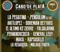 Pendulum, La Pegatina, Maka y General Levy confirmados para el Festival CABO DE PLATA entre otros.