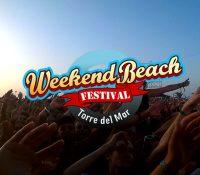 WEEKEND BEACH FESTIVAL, NUEVO AVANCE