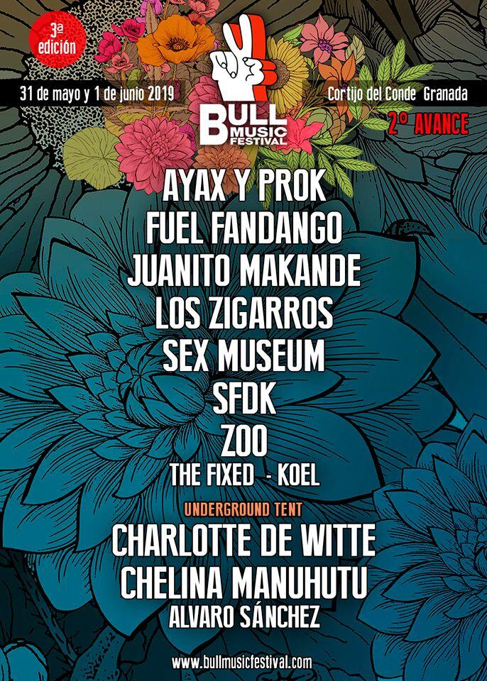 Sfdk entre los nuevos confirmados para el Ball Music Festival.