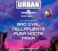 DreamBeach Villaricos apuesta por las tendencias urbanas con URBAN DREAM
