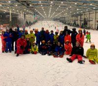 Madrid Snowzone, el Ayuntamiento de Arroyomolinos y FunBox Snowboard Club fomentan el ocio inclusivo