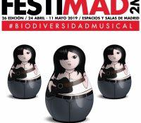 Vuelve el festival de festivales. FESTIMAD lanza sus primeras confirmaciones