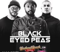Black Eyed Peas : confirmados para el Weekend Beach Festival Torre del Mar