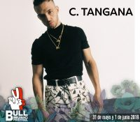 C. Tangana, Dorian y Dennis Ferrer confirmados para el Bull Music Festival