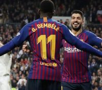 El Real Madrid se ve asediado por Dembélé