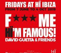David Guetta se va a Hï Ibiza esta temporada