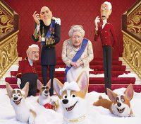 Corgi, el predilecto de la reina llega al cine