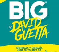 Segunda confirmación para Guetta en  Ibiza: Ushüaia