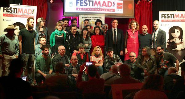 FESTIMAD ha presentado la 26ª edición del festival en Madrid
