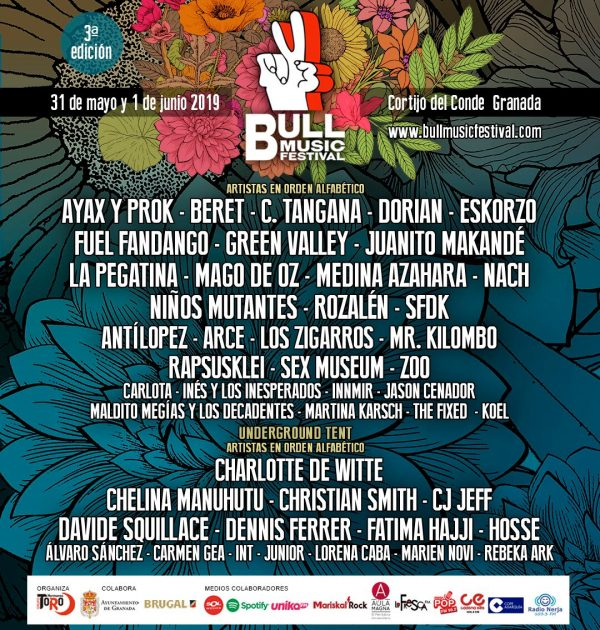 Bull Music Festival cierra cartel con Mago de Oz, Nach y Green Valley