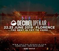 Decibel Open Air lanza sus primeras confirmaciones