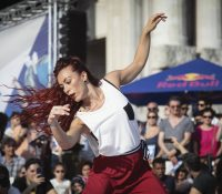 Fama a bailar presenta Red Bull Dance Your Style