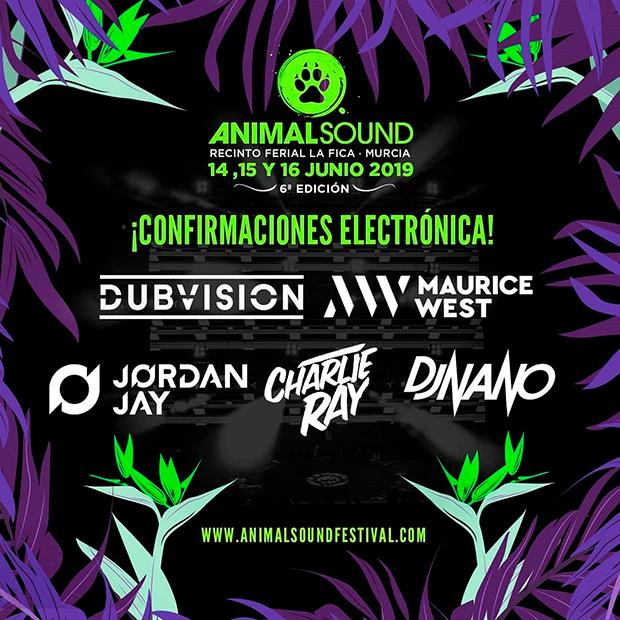 ANIMAL SOUND CASI CON EL CARTEL AL COMPLETO