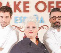 Los jueces de 'Bake Off', el nuevo programa de postres