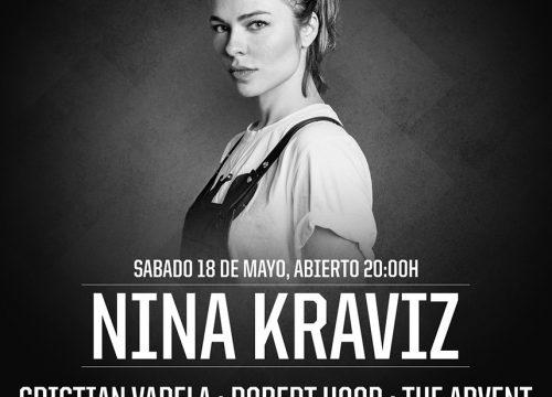 NINA KRAVIZ ENCABEZA LA CODE 135
