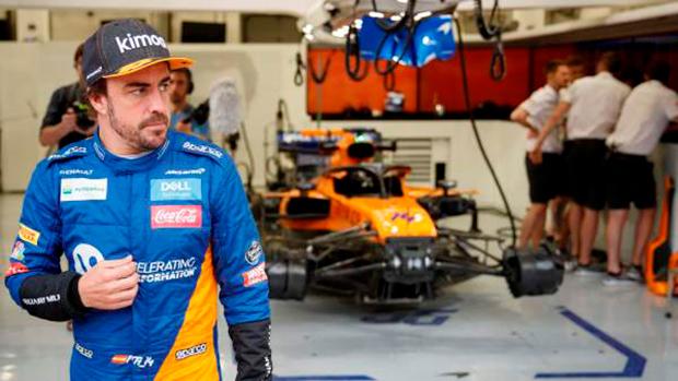 Fernando Alonso sigue en busca de nuevos desafíos