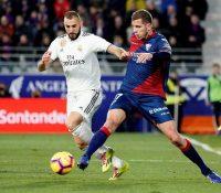 El Huesca pone en apuros al Real Madrid