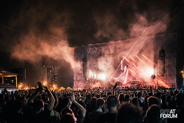 TODO LISTO PARA EL OFF WEEK FESTIVAL DE 2019
