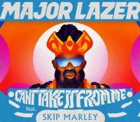 Vuelve Major Lazer con su nuevo hit 'Can't take it from me'