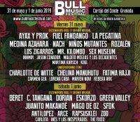 CUENTA ATRÁS PARA EL BULL MUSIC FESTIVAL