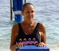 Isabel Pantoja se salva de la expulsión en 'Supervivientes'