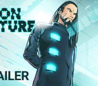'NEON FUTURE' EL COMIC DE STEVE AOKI