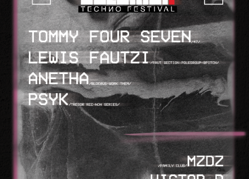 Columba Techno Festival 2019