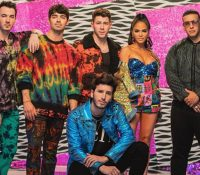 """Éxito global de """"Runaway"""" el nuevo sencillo de Sebastián Yatra junto a los Jonas Brothers, Daddy Yankee y Natti Natasha"""