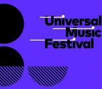 Quinta edición del Universal Music Festival