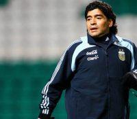 Se estrena el documental de Diego Maradona