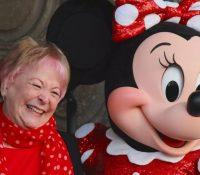 A Minnie Mouse se le fue la voz