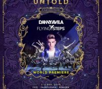 DANNY AVILA & THE FLYING STEPS se estrenan en el Festival de Untold