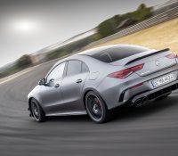 Los nuevos Mercedes-AMG A 45 4MATIC+ y CLA 45 4MATIC+