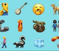 Se han dado a conocer los nuevos emojis que estarán disponibles en los próximos meses
