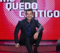 Telecinco estrena 'Me quedo contigo' presentado por Jesús Vázquez