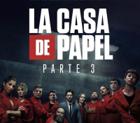 """Llega la tercera temporada de """"La casa de papel"""" a Netflix"""