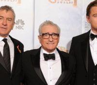 Scorsese junta a Leonardo DiCaprio y Robert de Niro