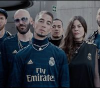 Denom protagoniza la campaña de la nueva equipación del Real Madrid