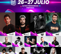 Dancefloor, el único festival de música electrónica indoor en Portugal