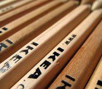 Ikea se despide de sus icónicos productos, los lápices