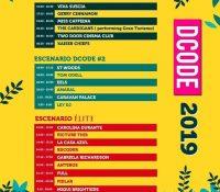 DCODE anuncia los horarios