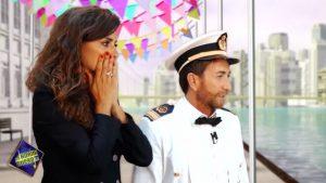 """El Hormiguero se estrena con su nuevo corto """"Vacaciones en el Titanic"""" plagado de estrellas"""
