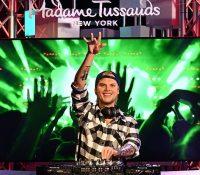 Avicii, la nueva figura del Madame Tussauds de Nueva York