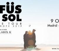 RÜFÜS DU SOL INCLUYE  ESPAÑA EN SU TOUR 2019
