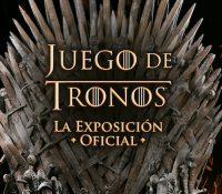 La exposición oficial de Juego de Tronos llega a Madrid